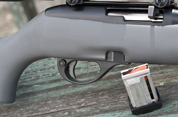 Remington close