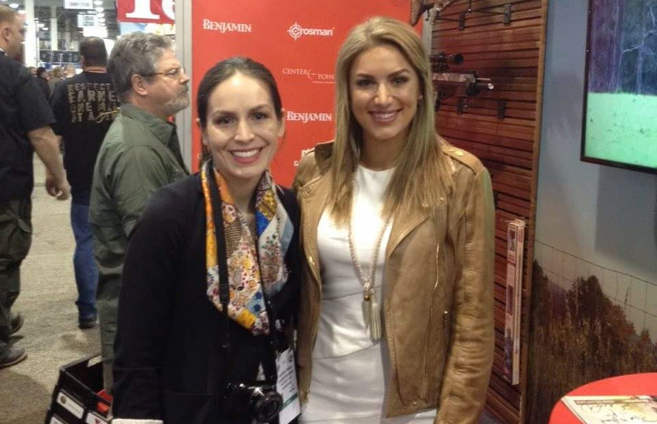 calibre magazine with eva shockey