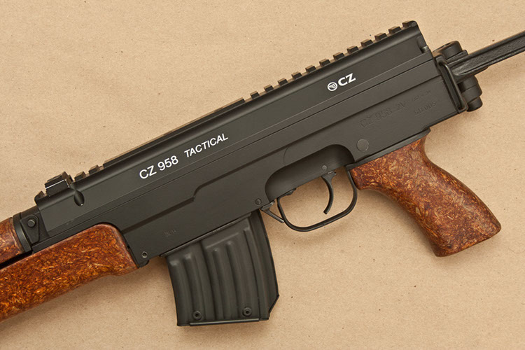 Gun Preview The Canada Exclusive Cz958 Calibremag Ca