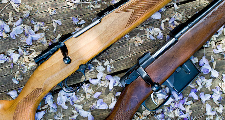 Zastava M85 CZ 527 Rifle Bolt-Action