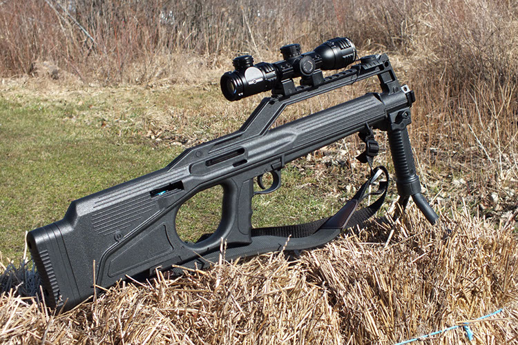 Nearest Auto Store >> TANFOGLIO APPEAL: A NON-RESTRICTED BULLPUP .22 WMR ...
