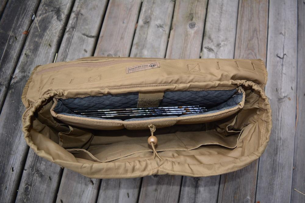 Hazard 4 Diagonal Messenger Bag