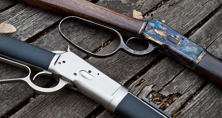 Chiappa Lever Action Rifle Alaskan Cowboy