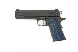 Colt Competition Pistol O1980CCS .45, O1982CCS 9mm