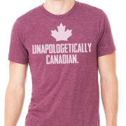 Unapologetically Canadian