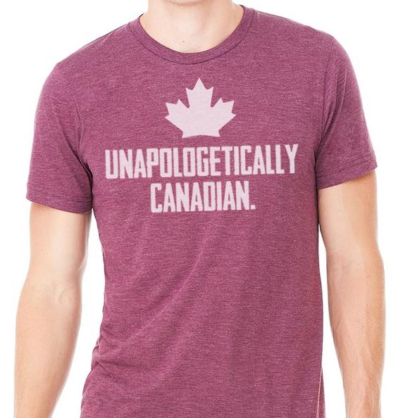 Unapologetically Canadian