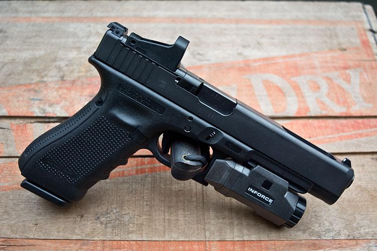 Glock G34 MOS