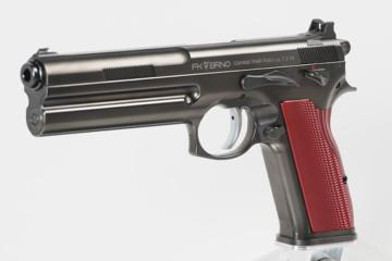 Brno 7.5 FK Field Pistol