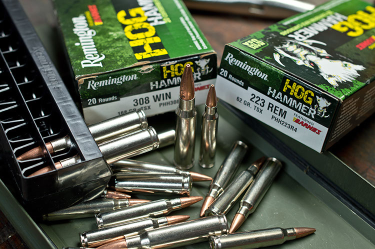 monolithic bullets