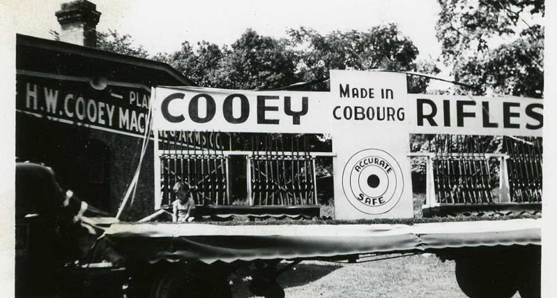 Cooey parade