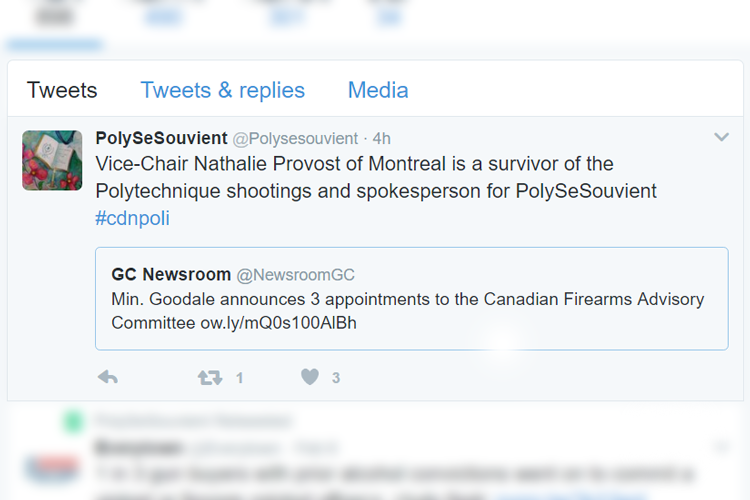Firearms Committee Canada