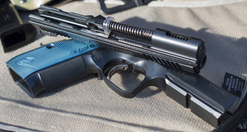 CZ SHADOW 2: HOT ROD, COOL PRICE - Calibremag ca