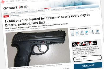 CBC firearms study