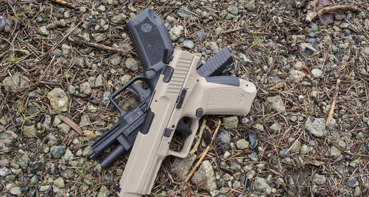 CANIK TP9SF & TP9SA: REVIEWED - Calibremag ca