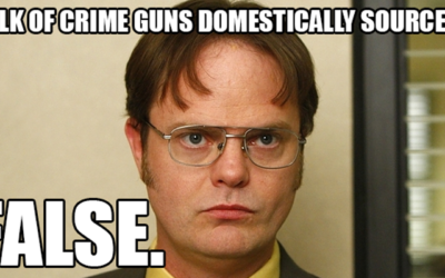 Domestically sourced guns