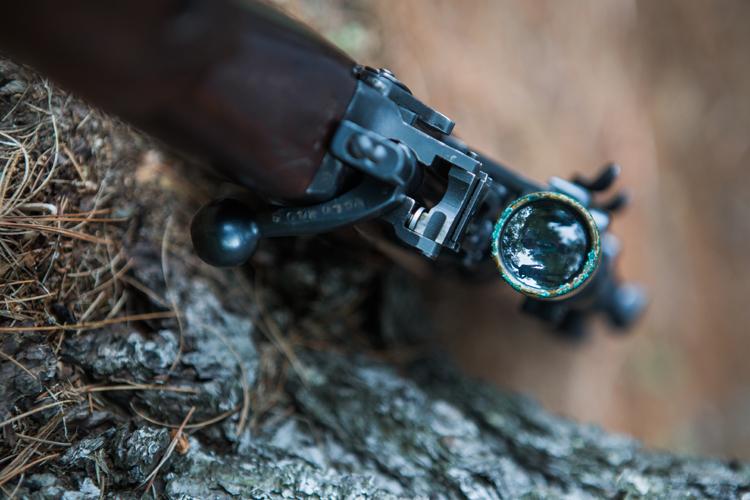 Lee Enfield sniper