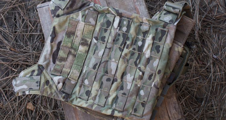 Grey Ghost Minimalist Plate Carrier