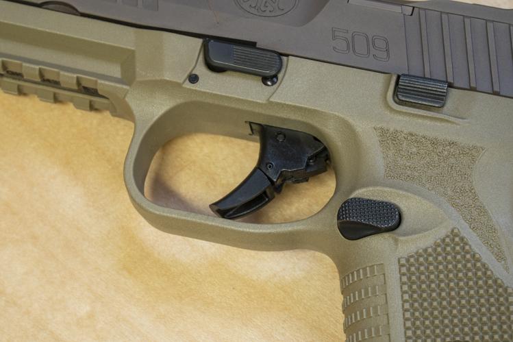 FN 509 trigger