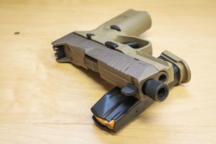 FN 509 muzzle