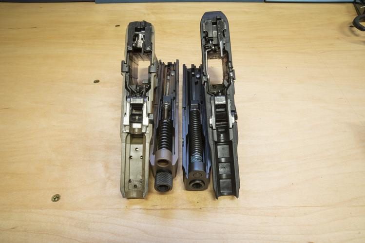 FN 509 M&P9 comparison