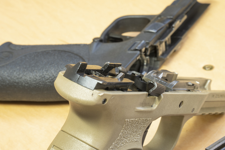 FN 509 striker
