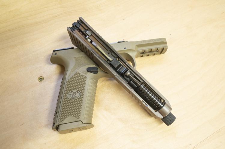 FN 509 slide
