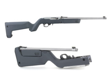 Ruger 10/22 Takedown With Magpul X22 Backpacker Stock